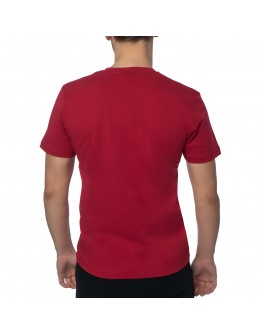 Тениска 176216 бордо
