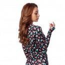 Блуза 225021 ч