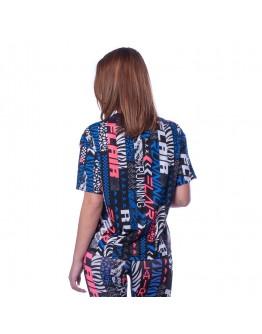 Тениска 275068 многоцветен