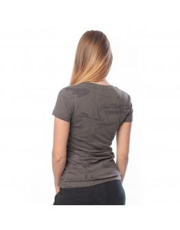 Тениска 276156 камуфлаж